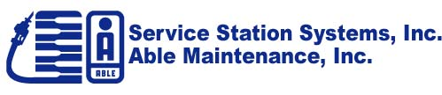 Service Station Systems | Able Maintenance Logo